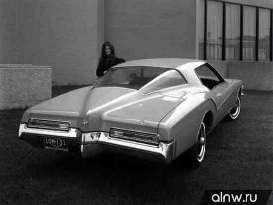 Каталог запасных частей Buick Riviera III Купе