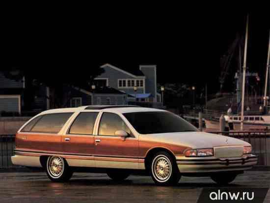 Buick Roadmaster  Универсал 5 дв.