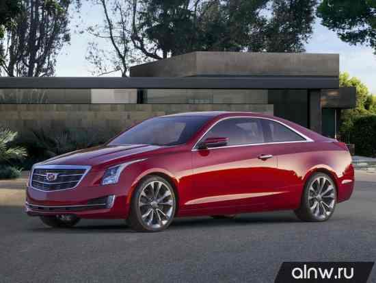 Инструкция по эксплуатации Cadillac ATS  Купе