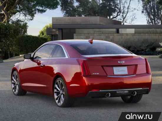 Программа диагностики Cadillac ATS  Купе