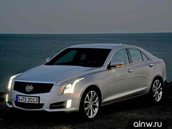 Cadillac ATS  Седан