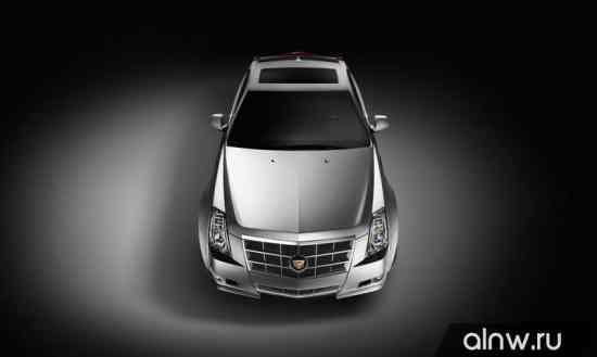 Инструкция по эксплуатации Cadillac CTS II Купе