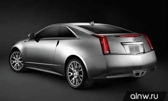 Программа диагностики Cadillac CTS II Купе