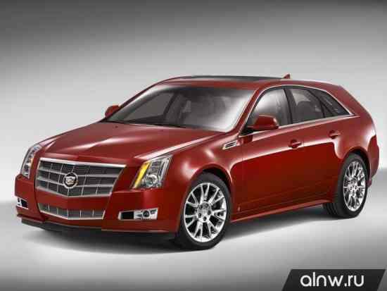 Cadillac CTS II Универсал 5 дв.