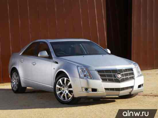 Cadillac CTS II Седан