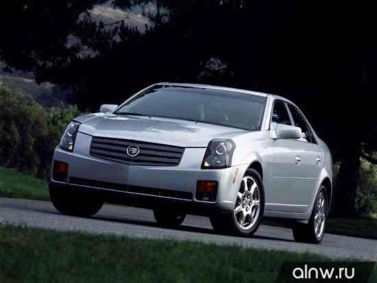 Cadillac CTS I Седан