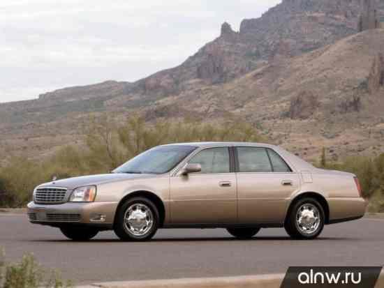 Cadillac De Ville VIII Седан