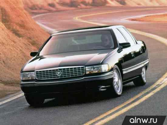 Руководство по ремонту Cadillac De Ville VII Седан
