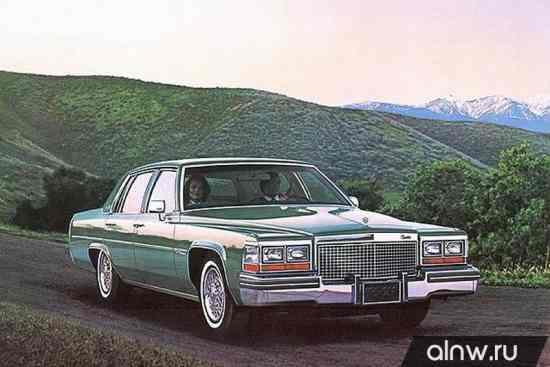 Cadillac De Ville V Седан