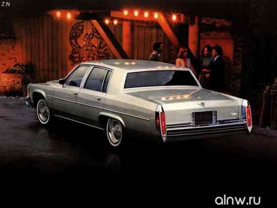Инструкция по эксплуатации Cadillac De Ville V Седан