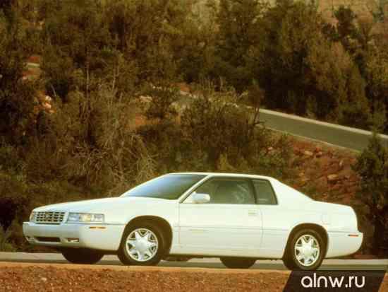 Инструкция по эксплуатации Cadillac Eldorado XI Купе