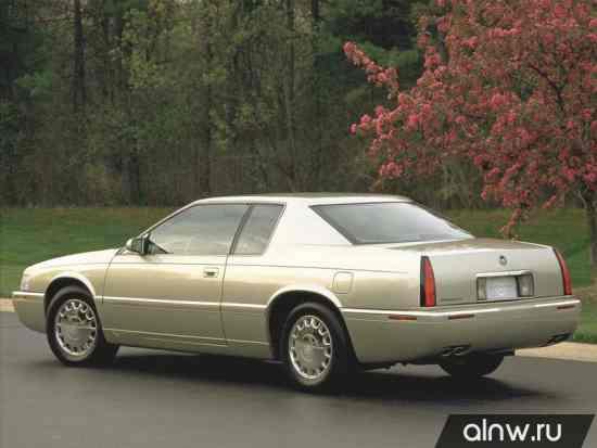 Каталог запасных частей Cadillac Eldorado XI Купе