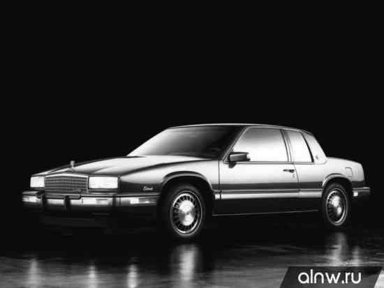 Инструкция по эксплуатации Cadillac Eldorado X Купе