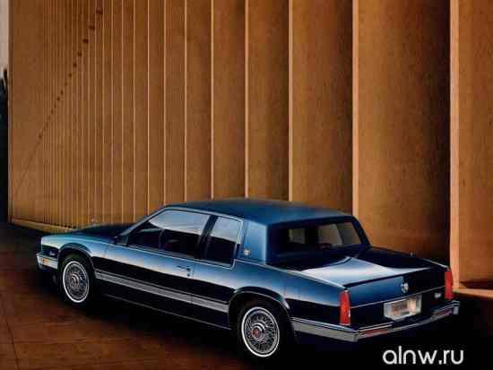 Каталог запасных частей Cadillac Eldorado X Купе