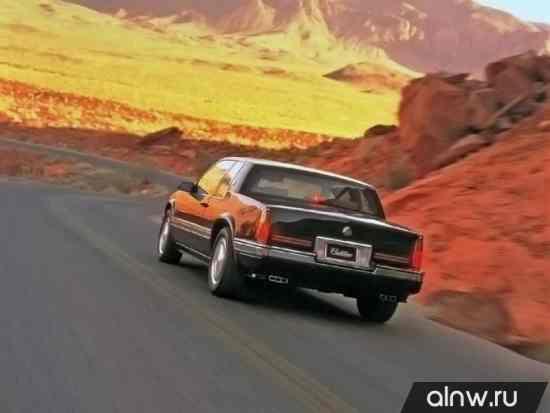 Программа диагностики Cadillac Eldorado X Купе