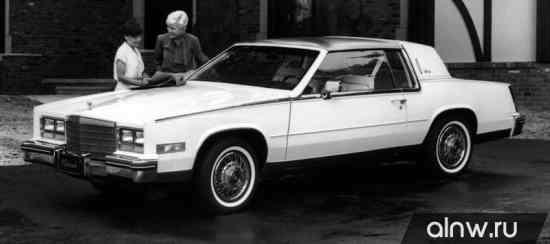Cadillac Eldorado IX Купе