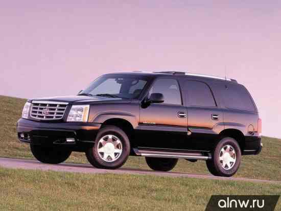 Cadillac Escalade II Внедорожник 5 дв.
