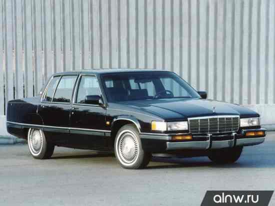 Cadillac Fleetwood I Седан
