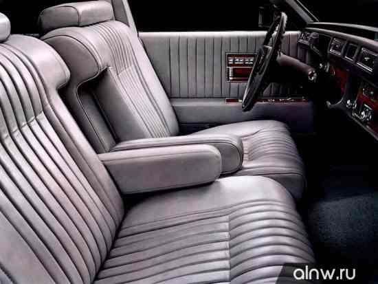Каталог запасных частей Cadillac Seville I Седан