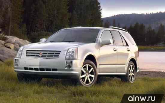 Cadillac SRX I Внедорожник 5