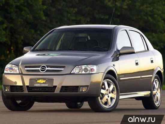 Chevrolet Astra  Седан