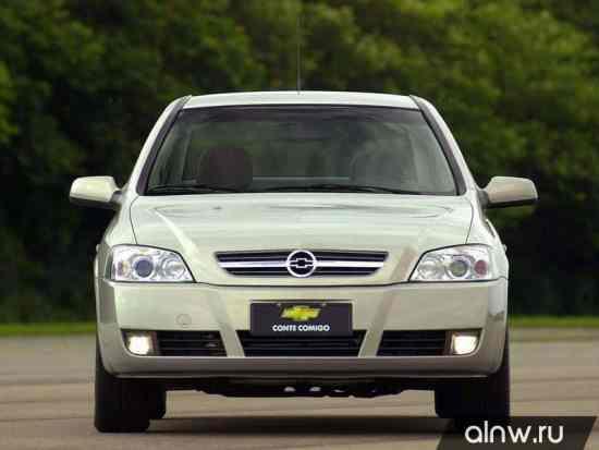 Инструкция по эксплуатации Chevrolet Astra  Седан