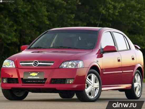 Chevrolet Astra  Хэтчбек 5 дв.