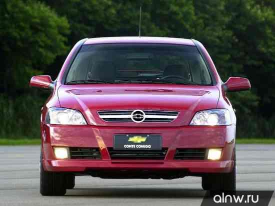 Инструкция по эксплуатации Chevrolet Astra  Хэтчбек 5 дв.