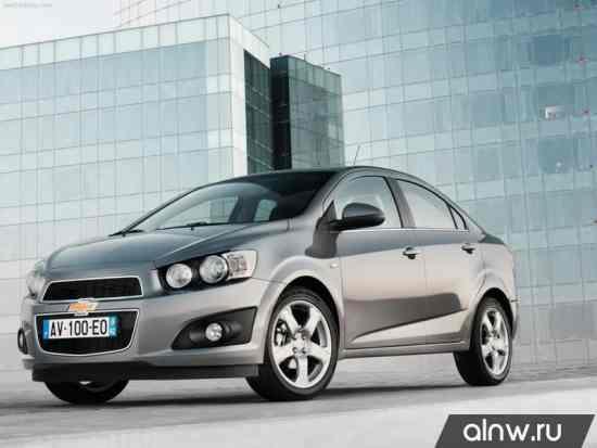 Chevrolet Aveo II Седан