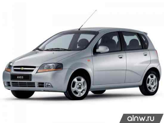 Chevrolet Aveo I Хэтчбек 5 дв.