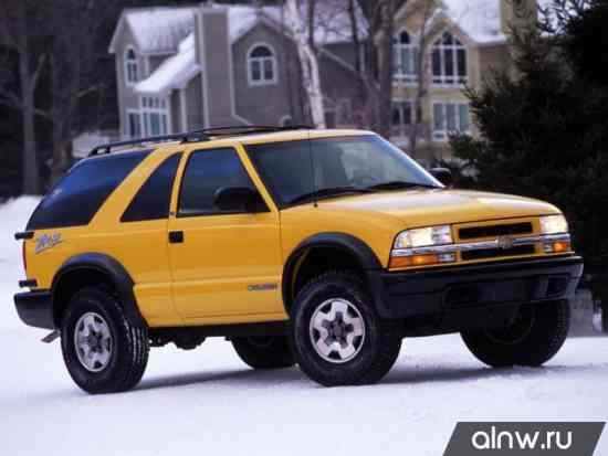 Chevrolet Blazer II Внедорожник 3 дв.
