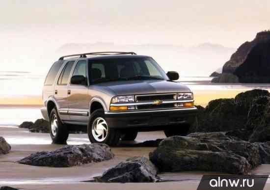 Chevrolet Blazer II Внедорожник 5 дв.
