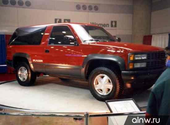 Chevrolet Blazer K5 III Внедорожник 3 дв.
