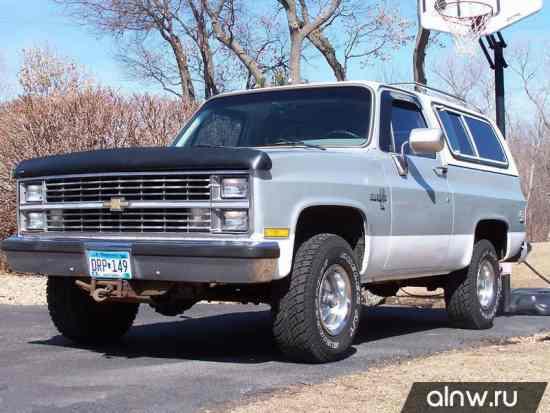 Chevrolet Blazer K5 II Внедорожник 3 дв.