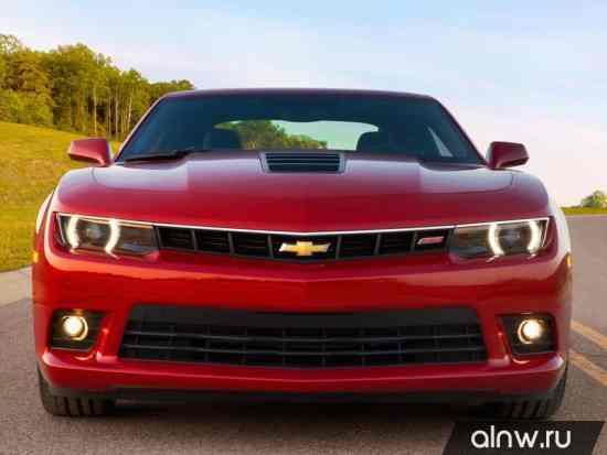 Каталог запасных частей Chevrolet Camaro V Рестайлинг Купе