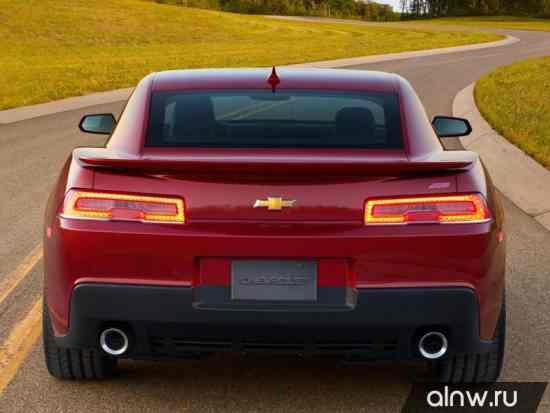 Программа диагностики Chevrolet Camaro V Рестайлинг Купе
