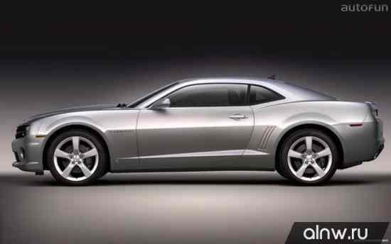 Каталог запасных частей Chevrolet Camaro V Купе