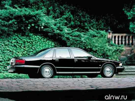 Каталог запасных частей Chevrolet Caprice IV Седан