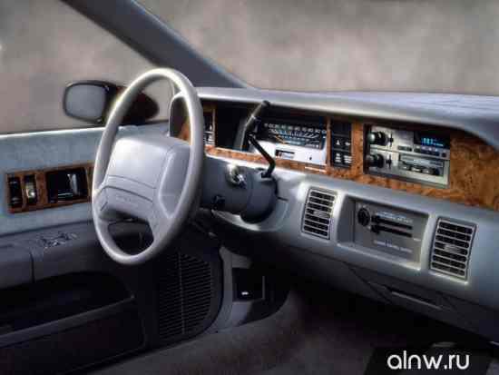 Программа диагностики Chevrolet Caprice IV Седан