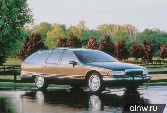 Руководство по ремонту Chevrolet Caprice IV Универсал 5 дв.