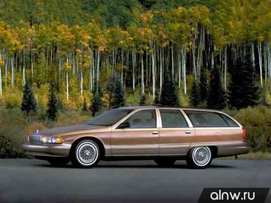 Инструкция по эксплуатации Chevrolet Caprice IV Универсал 5 дв.