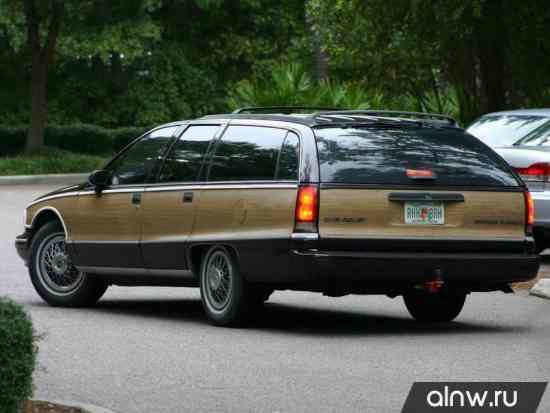 Каталог запасных частей Chevrolet Caprice IV Универсал 5 дв.