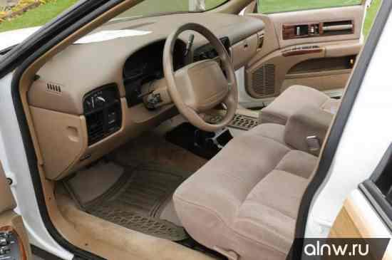 Программа диагностики Chevrolet Caprice IV Универсал 5 дв.
