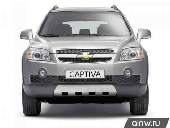 Инструкция по эксплуатации Chevrolet Captiva I Внедорожник 5 дв.