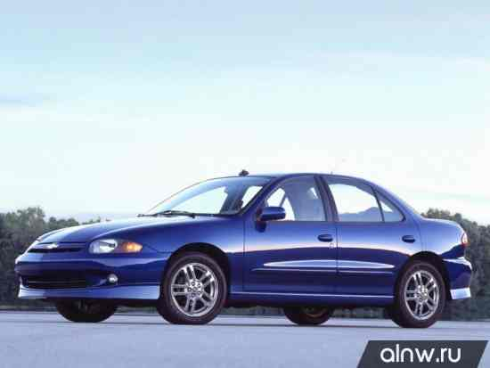 Инструкция по эксплуатации Chevrolet Cavalier III Седан