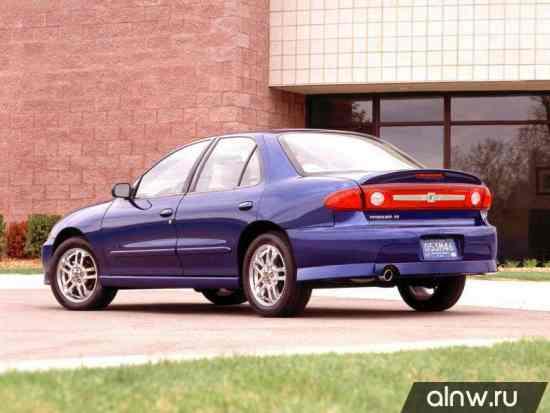 Каталог запасных частей Chevrolet Cavalier III Седан