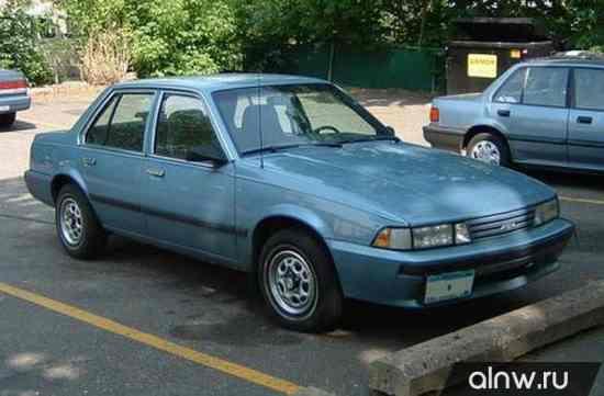 Руководство по ремонту Chevrolet Cavalier II Седан