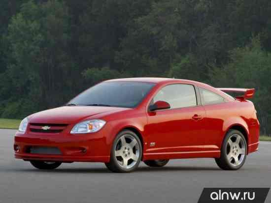Инструкция по эксплуатации Chevrolet Cobalt I Купе