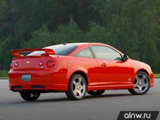 Каталог запасных частей Chevrolet Cobalt I Купе