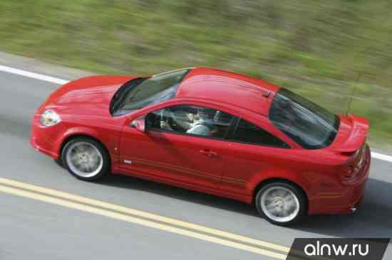 Программа диагностики Chevrolet Cobalt I Купе
